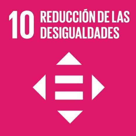 10: reducción de las desigualdades