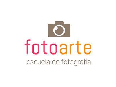 Logo Fotoarte -escuela de fotografía