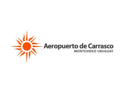 Logo Aeropuerto de Carrasco