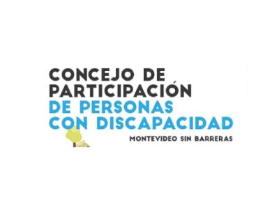 Logo Concejo de participacion de personas con discapacidad