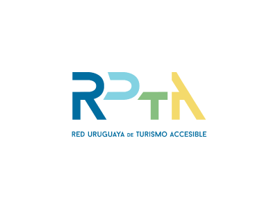 Logo Red uruguaya de turismo accesible