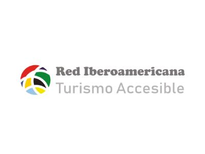 Logo Red iberoamericana turismo accesible
