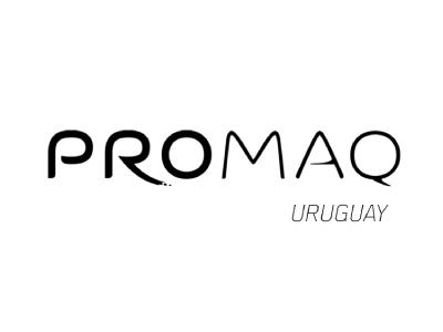 Logo Promaq Uruguay