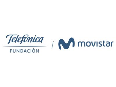 Logo Fundación Telefónica Movistar