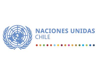 Logo Naciones Unidas Chile