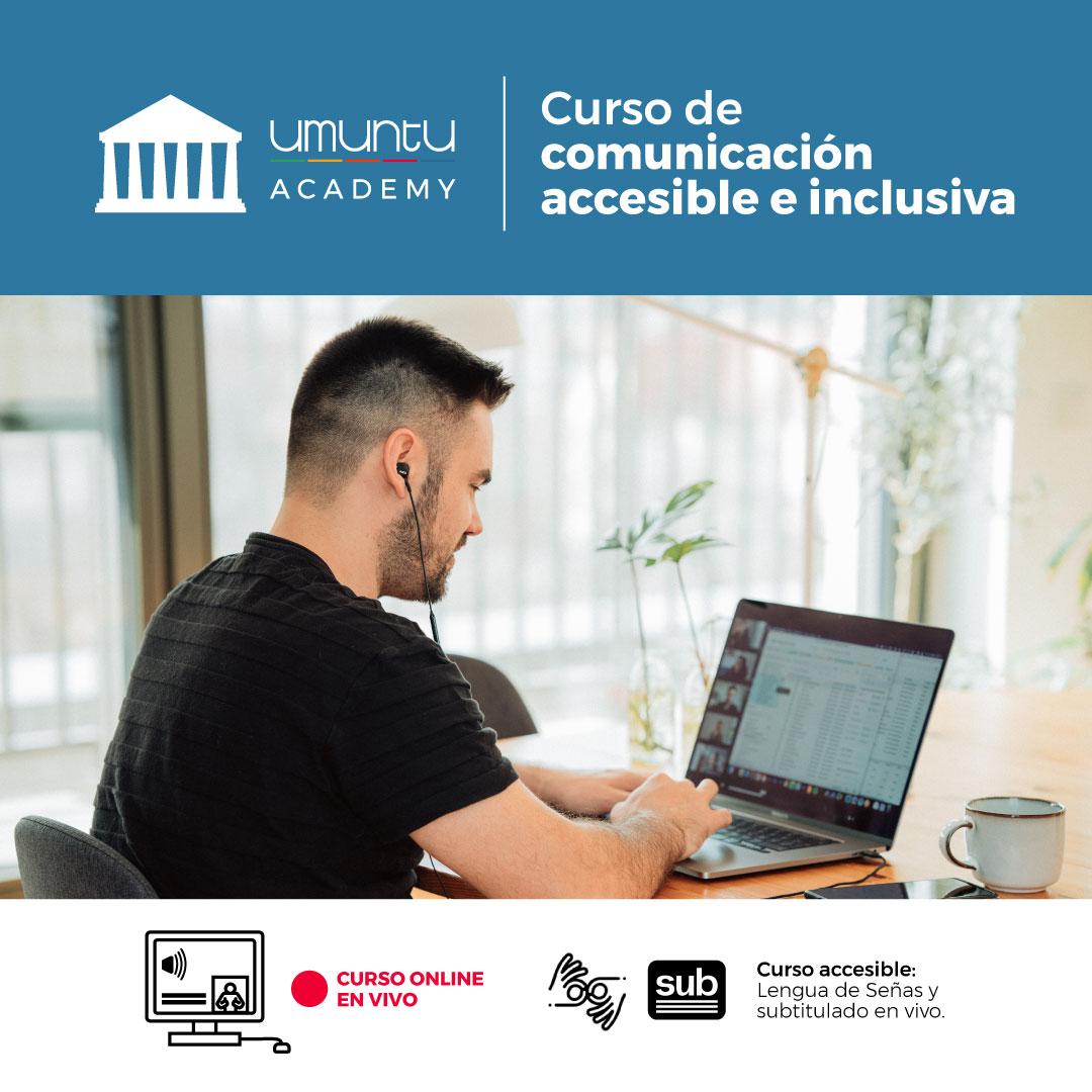Curso de Comunicación accesible e inclusiva