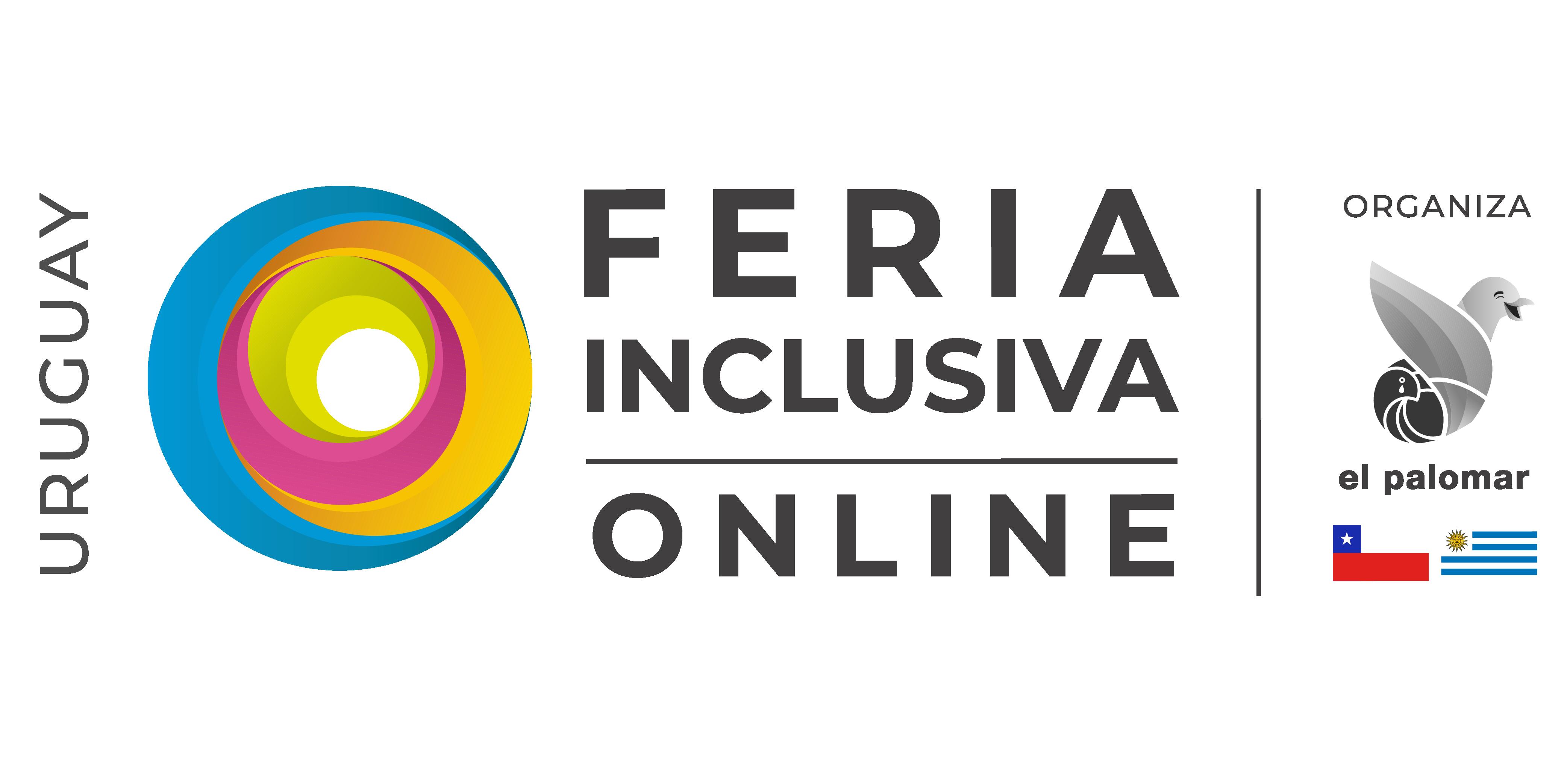 Logo Feria Inclusiva Online